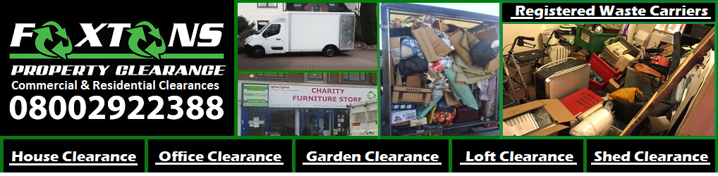 Foxtons House Clearance LTD